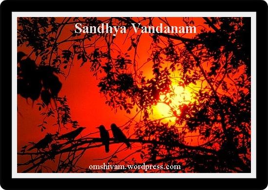 Trikal sandhya in sanskrit pdf free.