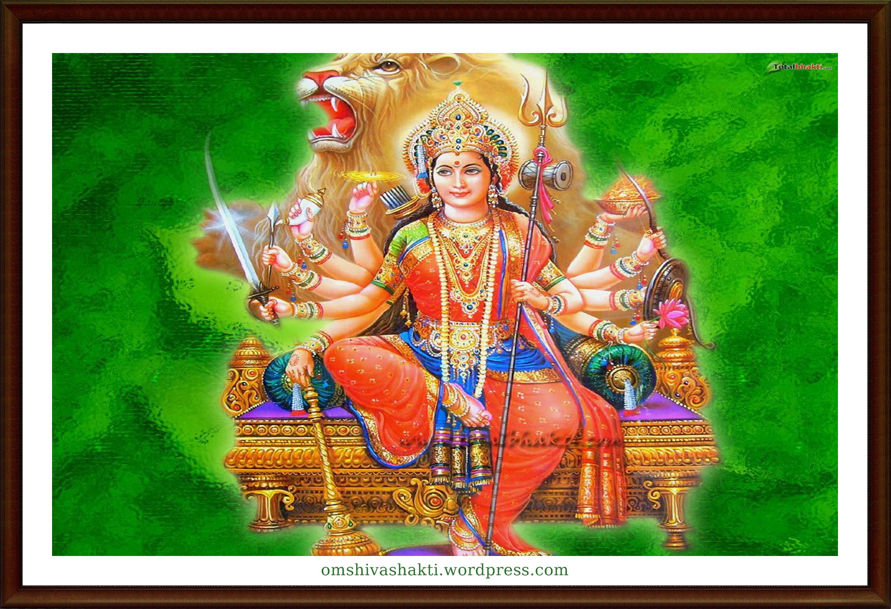 Maa Durga Saptashati Path In Hindi Download