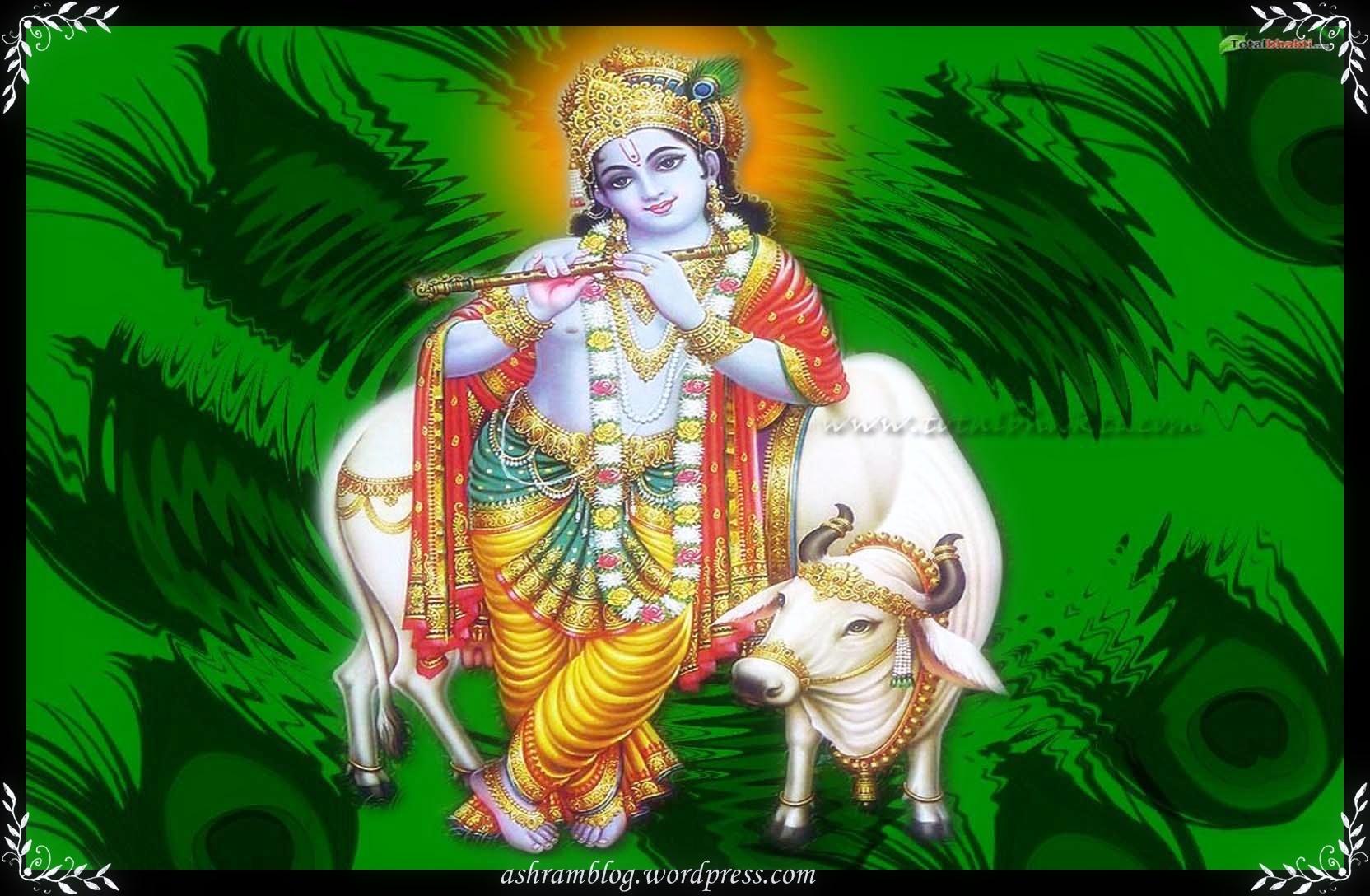 Story Of Shri Krishna | Jai Guru Dev