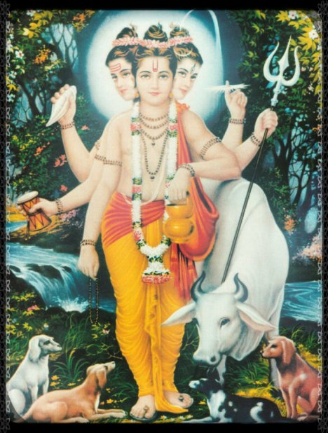 Sri dattatreya bhagvan
