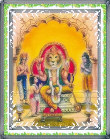 narasimha bhagvan