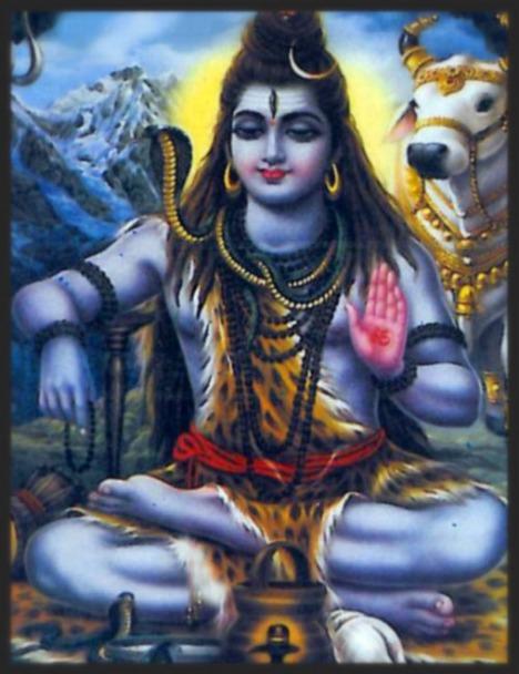 shiva is withu always